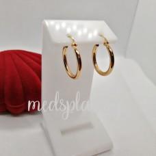 Серьги-кольца Y03